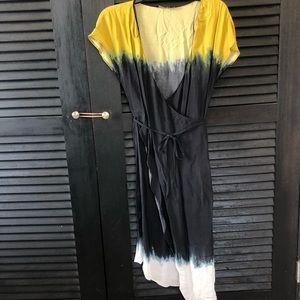 Zara Wrap Around dress
